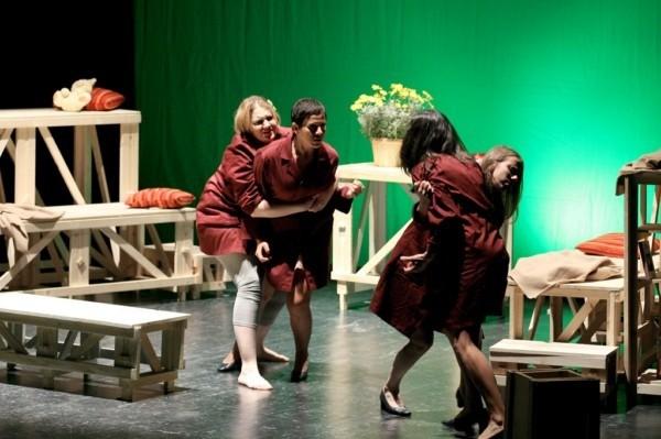 """Sipario D'Oro 2012 Auditorium Melotti Rovereto  16 marzoComp.  """" I cattivi di cuore Imperia""""  FROM MEDEA"""