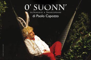 'O Suonn' - Oltraggio a Shakespeare - 1_Front