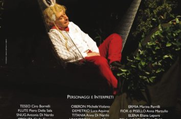 'O Suonn' - Oltraggio a Shakespeare - 3_Locandina