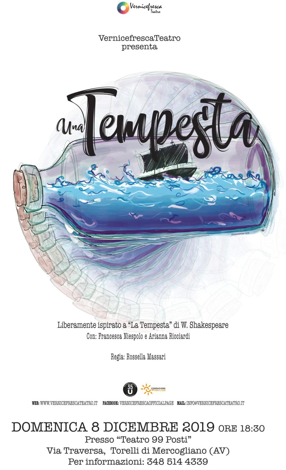 Tempesta - 2_Locandina