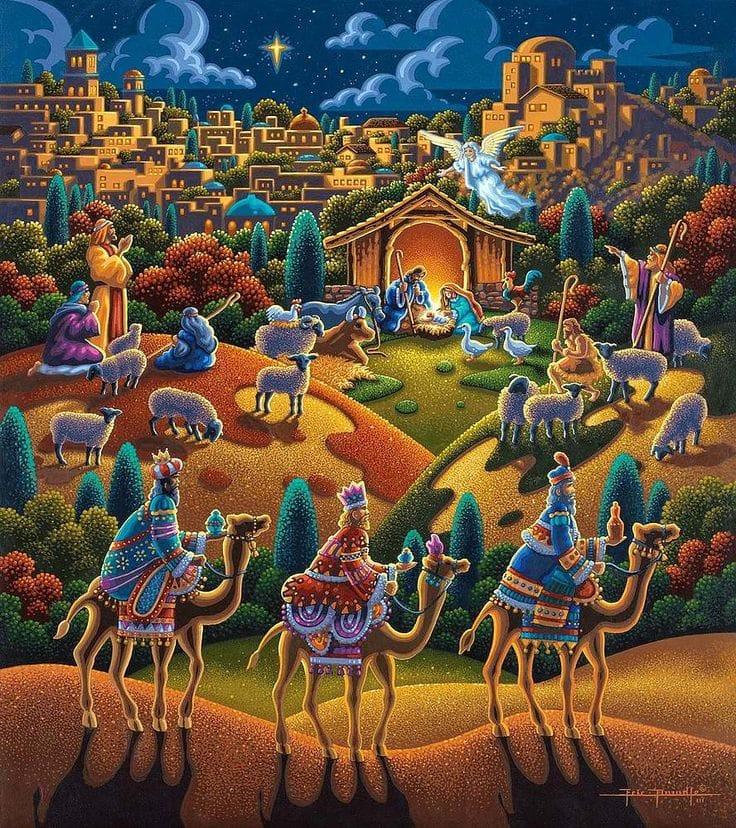 Tra Cielo e Terra - la natività raccontata dagli ultimi - 2