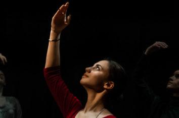 Danza Contemporanea 25 Gennaio - 1