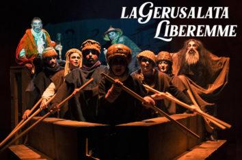 La Gerusalata Liberemme - 1_Front
