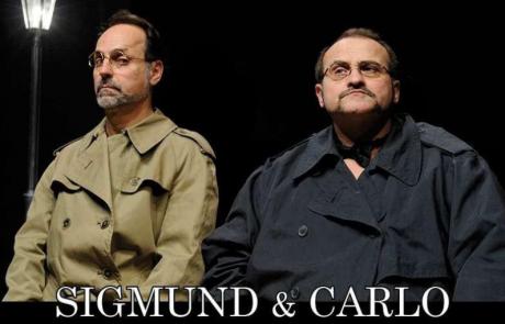 Sigmund & Carlo - 1_Front